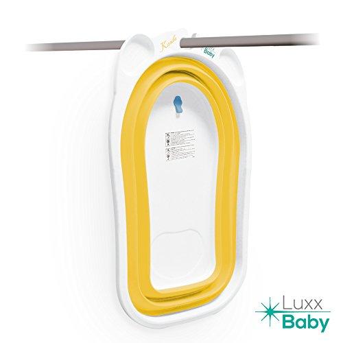 Luxx Baby Bf1 Folding Bath Tub By Karibu W Non Slip Mat