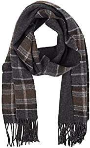 Dockers mens Soft Winter Scarf Cold Weather Scarf