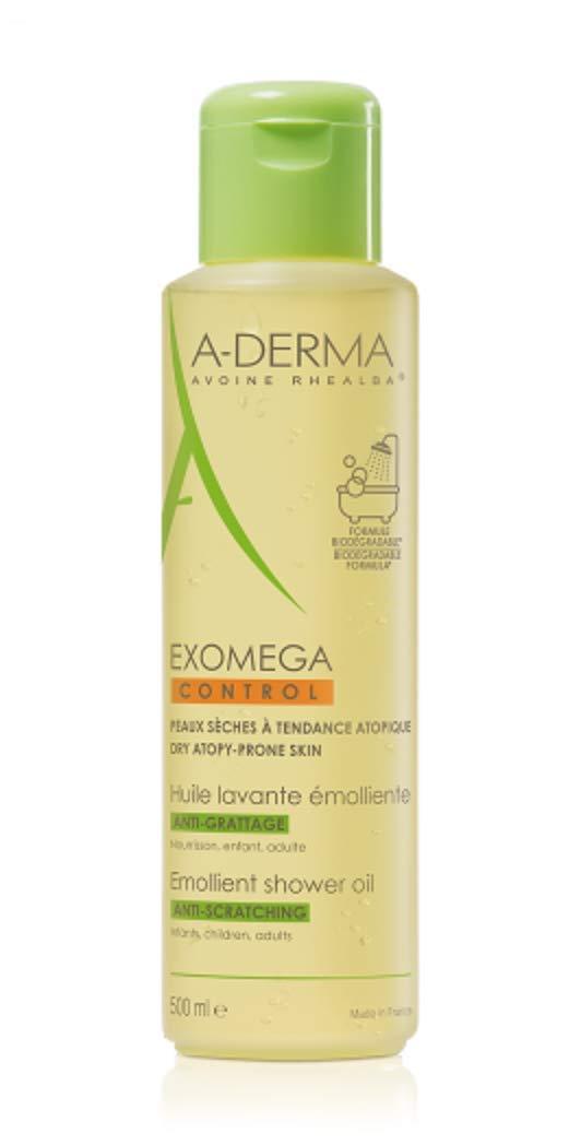 A-DERMA Exomega Aceite de Ducha y Baño 500ml product image