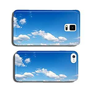 blue sky with clouds - Panoramaformat cell phone cover case iPhone6 Plus