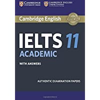 Cambridge IELTS 11 Academic with Answers