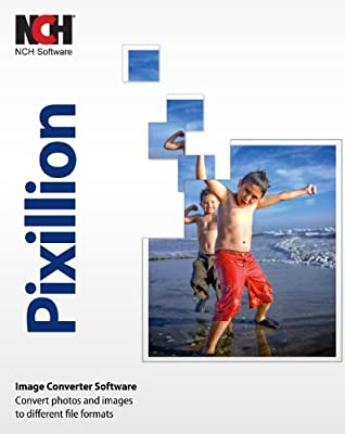 Pixillion Image Converter Software for Mac- Convert Photo and Image File Formats [Download]