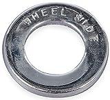 Kyпить Cragar 27224-4: Lug Nut Washers, Steel, Chrome, Centered Round, 1.250 in. O.D., Set of 4 на Amazon.com