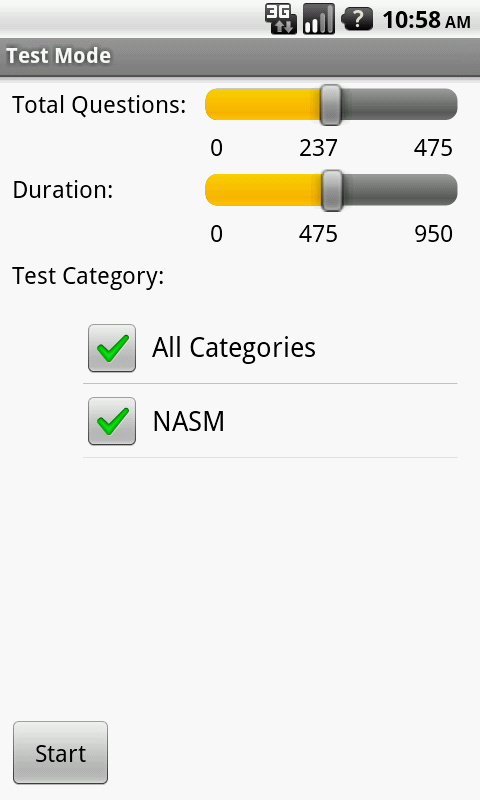 Amazon.com: NASM Personal Trainer Exam Prep: Appstore for Android