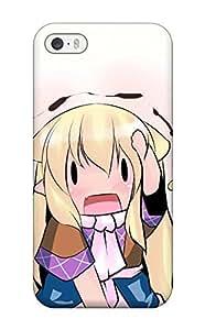 4174255K524665550 women anime boku wa tomodachi Anime Pop Culture Hard Plastic iPhone 5/5s cases