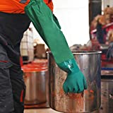 Pacific PPE 3Pairs Oil Resistant Gloves 26 Inch