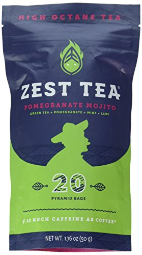 Pomegranate Mojito Green Energy Tea