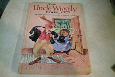 Used, THE UNCLE WIGGILY BOOK The Rabbit Gentleman's Adventures for sale  Delivered anywhere in Canada