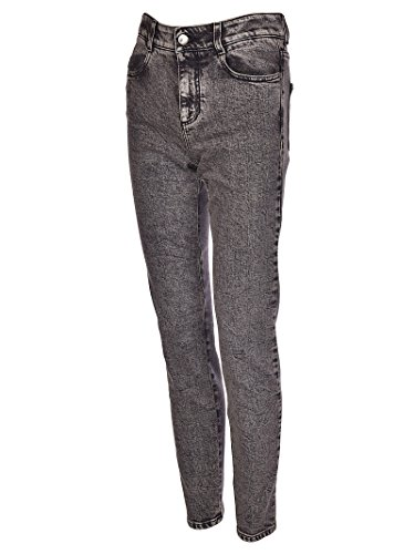 391883SKH311402 Jeans Gris McCartney Coton Femme Stella BzxqOwEWw