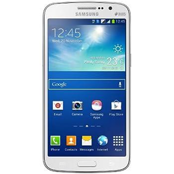 Samsung Galaxy Grand 2 DUOS G7102 Unlocked GSM Dual-SIM Smartphone - White