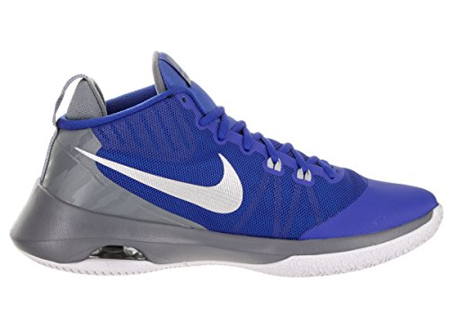 Grey Silver Versitile Basketball Royal Nubuck Men's Game Air Mtlc Cool NIKE Shoes zPqTwRFEqx