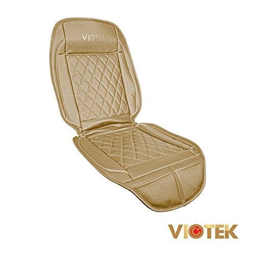Viotek V Cooled Luxury Car Seat Cover