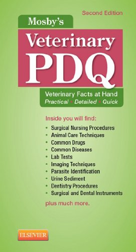 Mosby's Veterinary PDQ - E-Book
