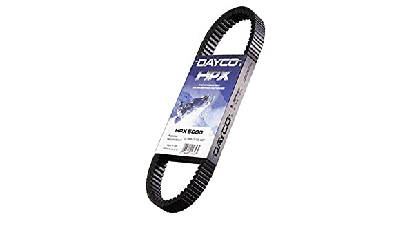 Dayco HPX5003 Snowmobile Drive Belt