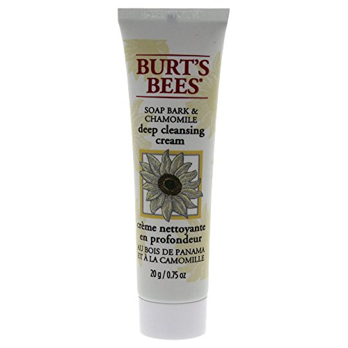Bark Soap (Burt's Bees Soap Bark & Chamomile Deep Cleansing Cream for Unisex, 0.75 Ounce)