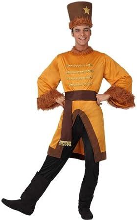 Atosa - Disfraz de ruso para hombre, talla M/L (15310): Amazon.es ...