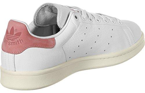 running Pink Stan White Running Unisex S80024 White Adidas Sandalias ray Smith Adulto Plataforma con zq74a6w
