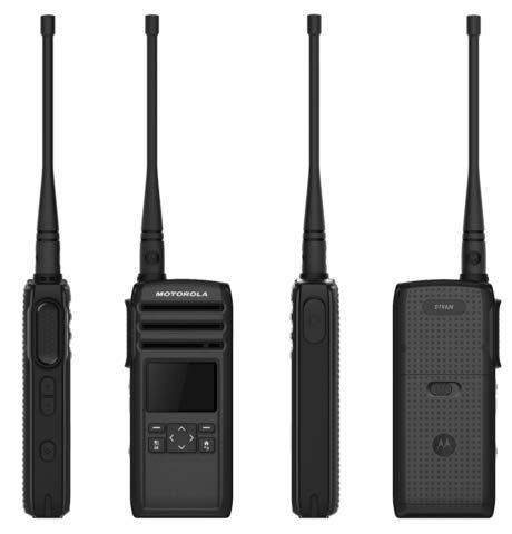 DTR700 DTR-700 DTS150NBDLAA Original Motorola Two-Way Portable Digital Radio 2 Year Manufacturer Warranty