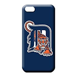 iphone 6plus 6p Hybrid Premium Durable phone Cases cell phone carrying covers baseball detroit tigers