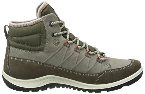 Ecco ECCO ASPINA - Scarpe Sportive Outdoor Donna, Marrone (DARK CLAY/WARM GREY56610), 37 EU