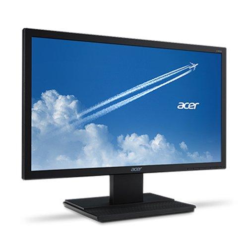 Acer V206WQL bd 19.5'' HD (1440 x 900) Monitor (DVI & VGA Ports) Black by Acer