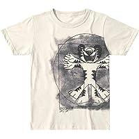 Camiseta Tigor T. Tigre Círculo Menino Bege