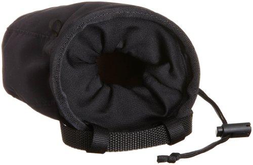 prAna Men's Chalk Bag with Belt (Black, One Size)