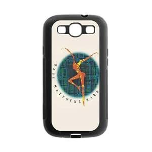 ROBIN YAM DMB Dave Matthews Fire Dancer Flexible Slim Rubber TPU Cover Case for Samsung Galaxy S3 -IRY01