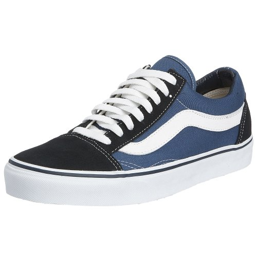 Vans Old Skool(tm) Core Classics, Navy/White, Men's 9.5,