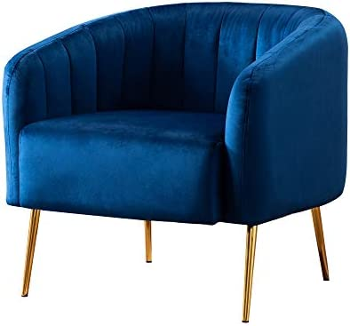 LSSPAID Velvet Accent Chair