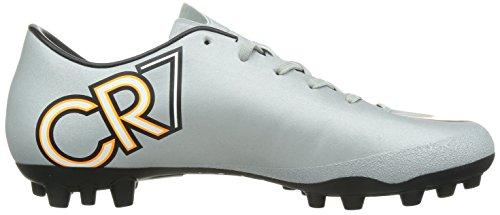 Argent Compétition mtllc blk hypr Cr7 Mercurial V Victory Homme De r Nike 003 blk Ag Silber Trq Football Chaussures Silver PqSFx