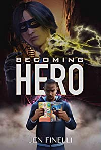 Becoming Hero  by Jen Finelli ebook deal