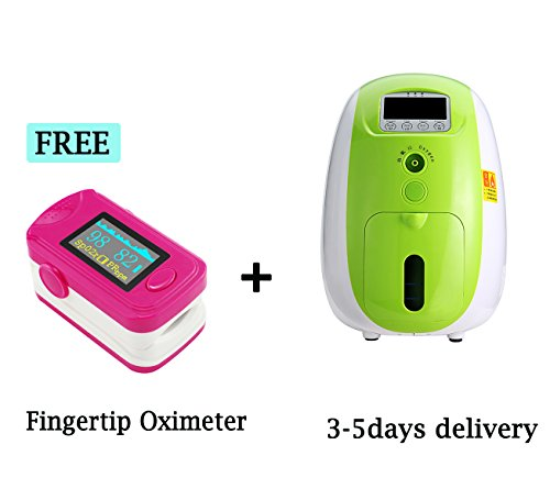 Zinnor 1L Portable Full Intelligent Home Use Oxygen