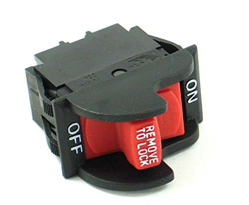 Companion 0LW5 Table Saw On/Off Switch Genuine Original Equipment Manufacturer (OEM) Part for Companion & Craftsman by Companion
