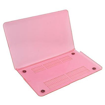 eDealMax plástico Inicio del ordenador portátil Anti-polvo de Shell Duro funda protectora de Color