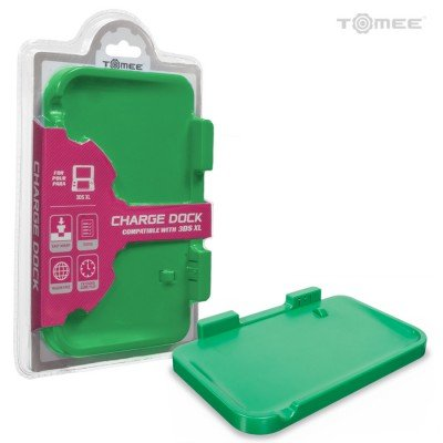 Tomee Charge Dock for 3DS XL (Green)