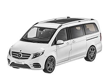 Mercedes Benz V Klasse Limited Edition 1000 Designo Hyazinthrot