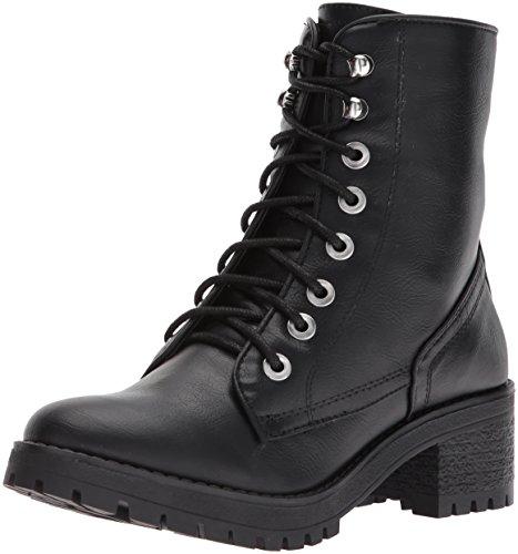 UNIONBAY Women's Alli-u Combat Boot