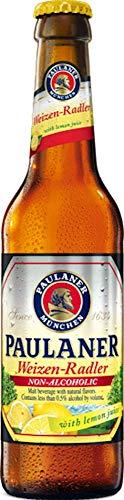 - Paulaner Munchen - Weizen-Radler Non Alcoholic Beer (12 Pack)