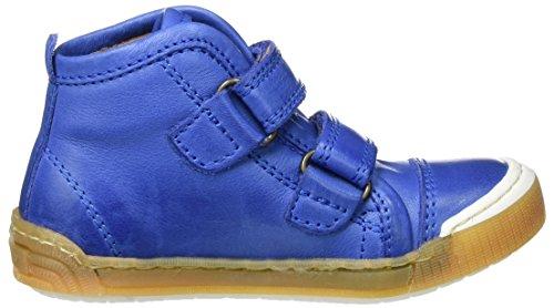 Bisgaard Klettschuhe - Zapatillas Unisex Niños Blau (601-1 Cobalt)