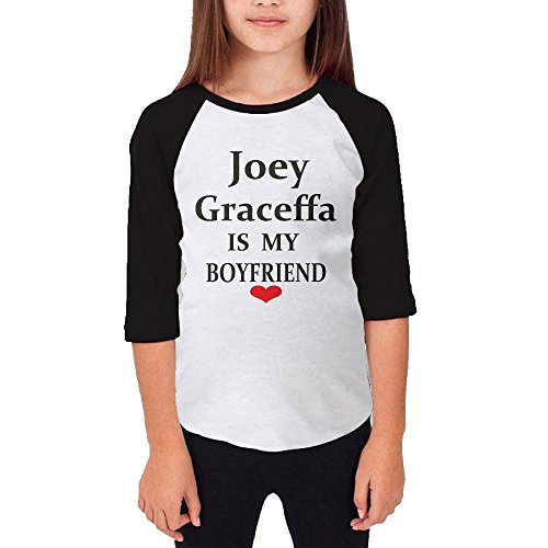 Joey Graceffa Is My Boyfriend Girl Cotton Warm Baseball Shirt Personality Fashion Trend In The Wind Shirt My Boyfriend Is A Marine T-shirt