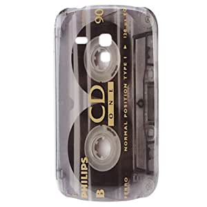 Conseguir La cinta de casete Patrón Hard Case for Samsung Galaxy S3 Mini I8190