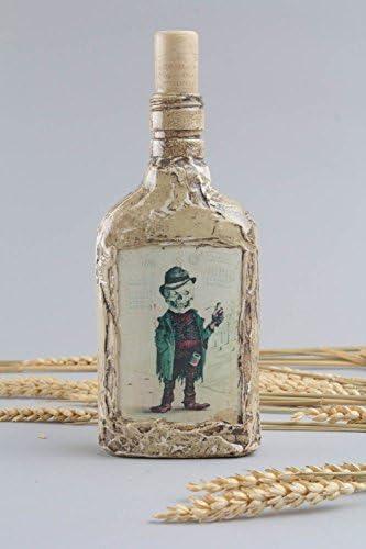 Botella decorada: Amazon.es: Hogar