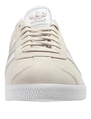 adidas Gazelle, Zapatillas de Deporte Unisex Adulto Blanco