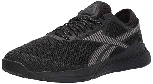 Reebok Men's Nano 9 Cross Trainer, Black, 11 M US