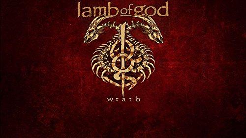 Lamb Of God Music Art Poster