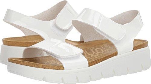 Alegria Womens Playa Sandal, Duo White Patent, Size 42 EU (11.5-12 M US Women)