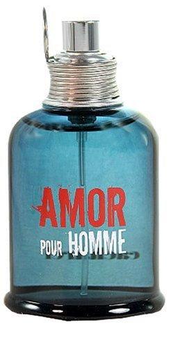 (Amor Pour Homme By Cacharel For Men, Eau De Toilette Spray, 1.3-Ounce)