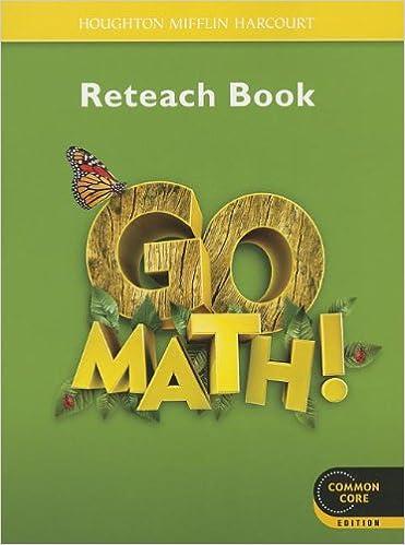 Go math reteach workbook student edition grade 1 houghton mifflin go math reteach workbook student edition grade 1 1st edition by houghton mifflin harcourt fandeluxe Image collections
