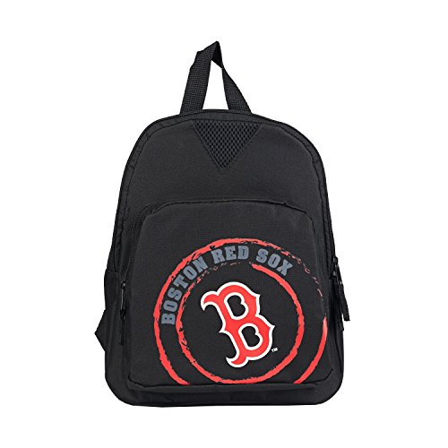 MLB Boston Red Sox Offense Mini Backpack, 12-Inch, - Sox Red Backpack Boston